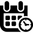 event-date-and-time-symbol